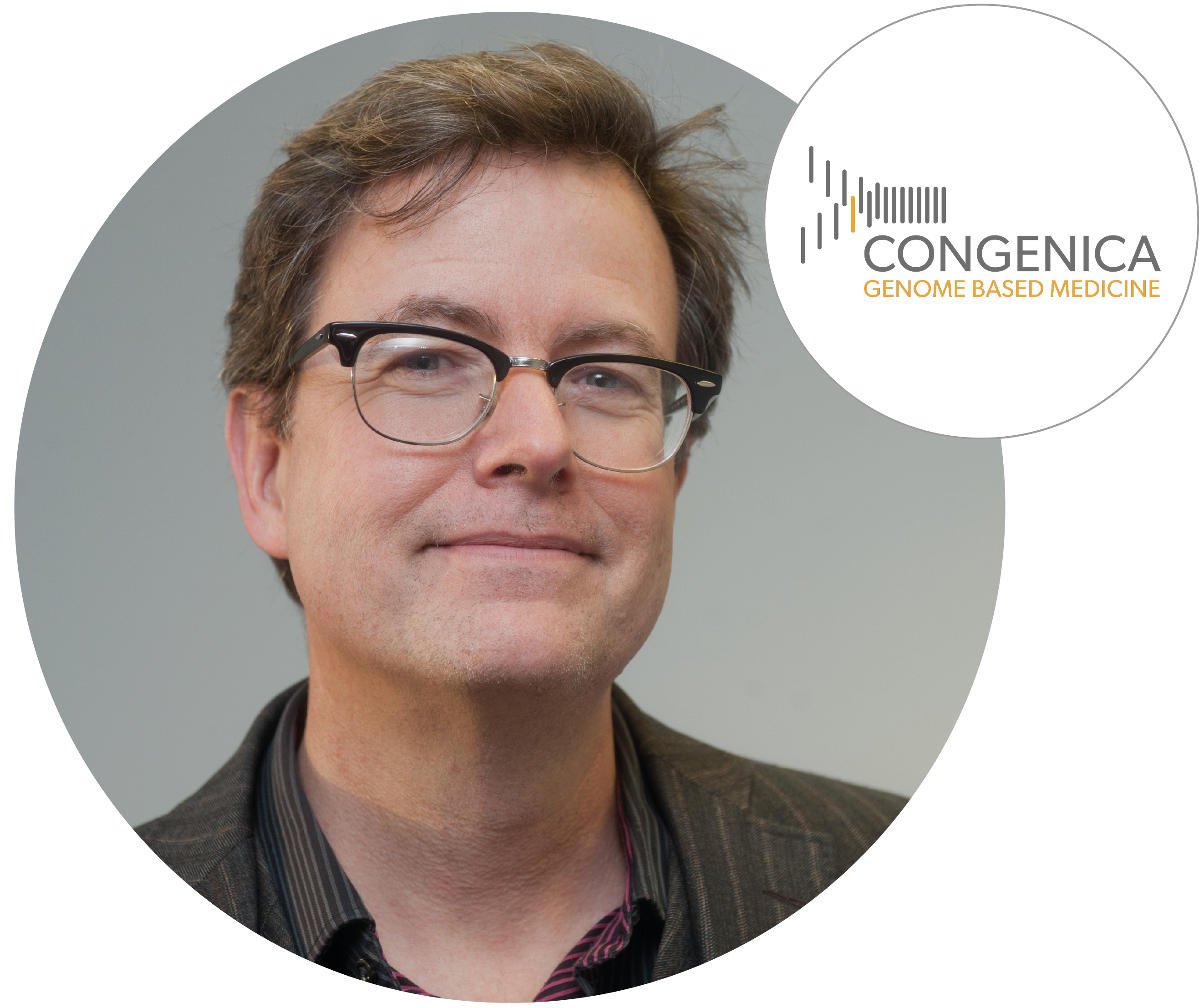 TOM WEAVER, CEO, CONGENICA
