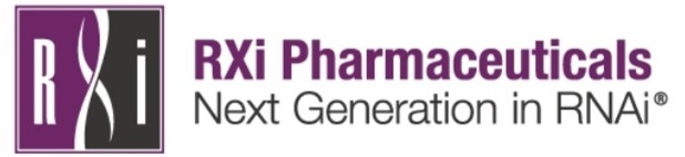 RXI PHARMACEUTICALS