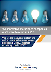 35+ INNOVATIVE LIFE SCIENCE COMPANIES YOU'LL WANT TO MEET IN 2017