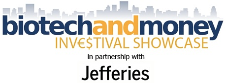 INV€$TIVAL SHOWCASE IN PARTNERSHIP WITH JEFFERIES